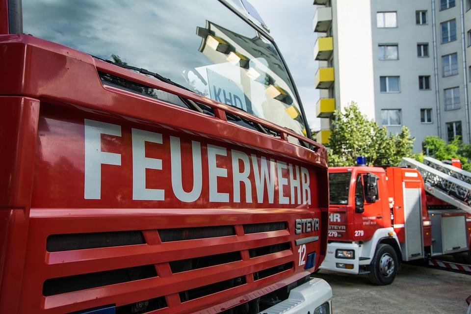 Brand In Nürnberg Heute