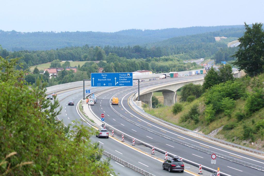 A9  Anschlussstelle Trockau Bleibt Noch L U00e4nger Gesperrt