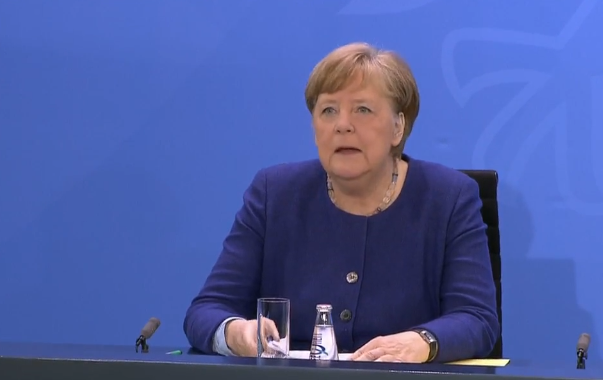 Live Merkel Heute