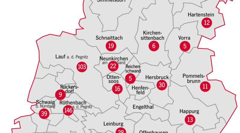 Corona Zahlen Bayern Landkreise